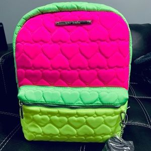 NWT Betsey Johnson backpack.